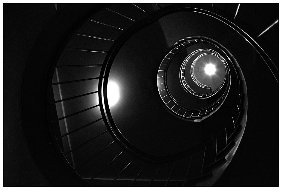 ... Die Treppe ...