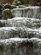 'Die Treppe zur Schneekönigin', Winter