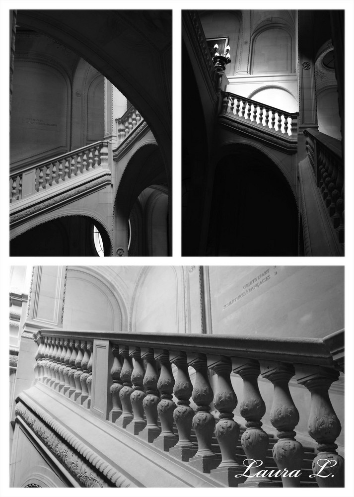Die Treppen