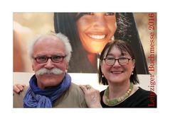 Die Tuareg - Ihr Leben, Edgar Sommer und Frau Heike Miethe-Sommer