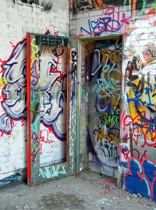 Die Tür...