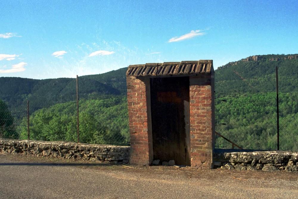 die Tür in die Natur