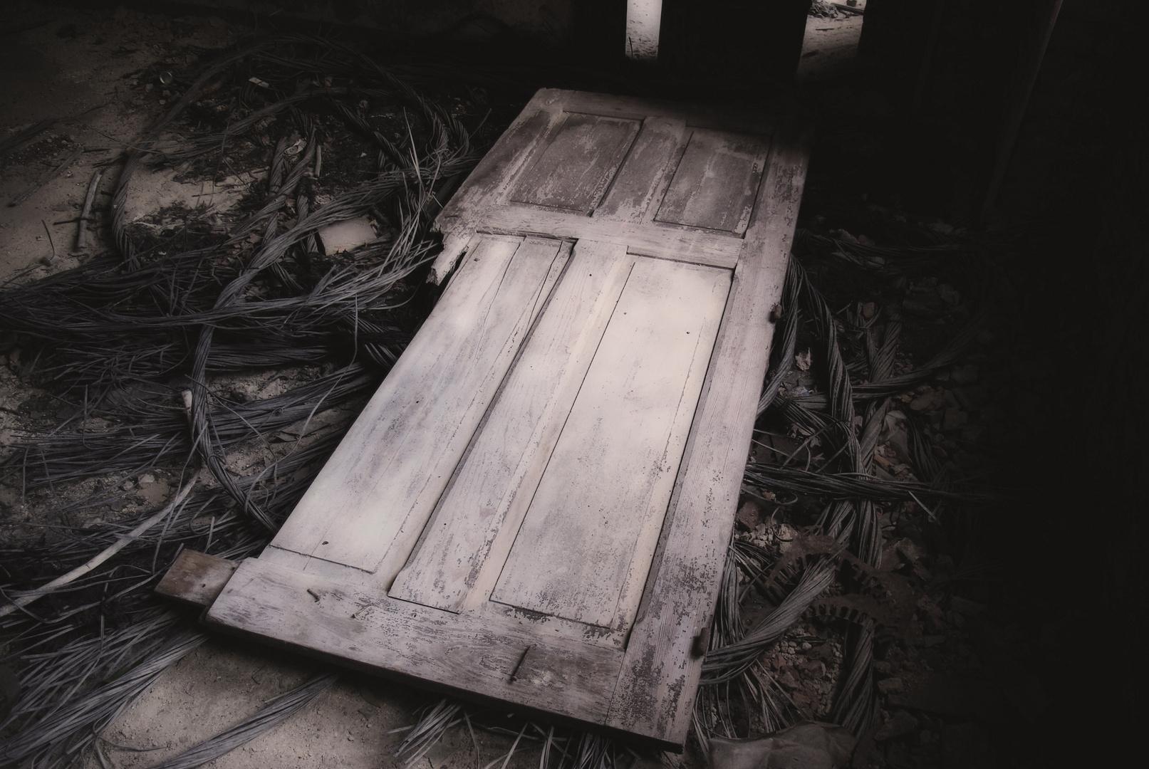 Die Tür ins Nichts