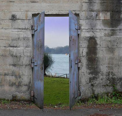 Die Tür ist endlich offen