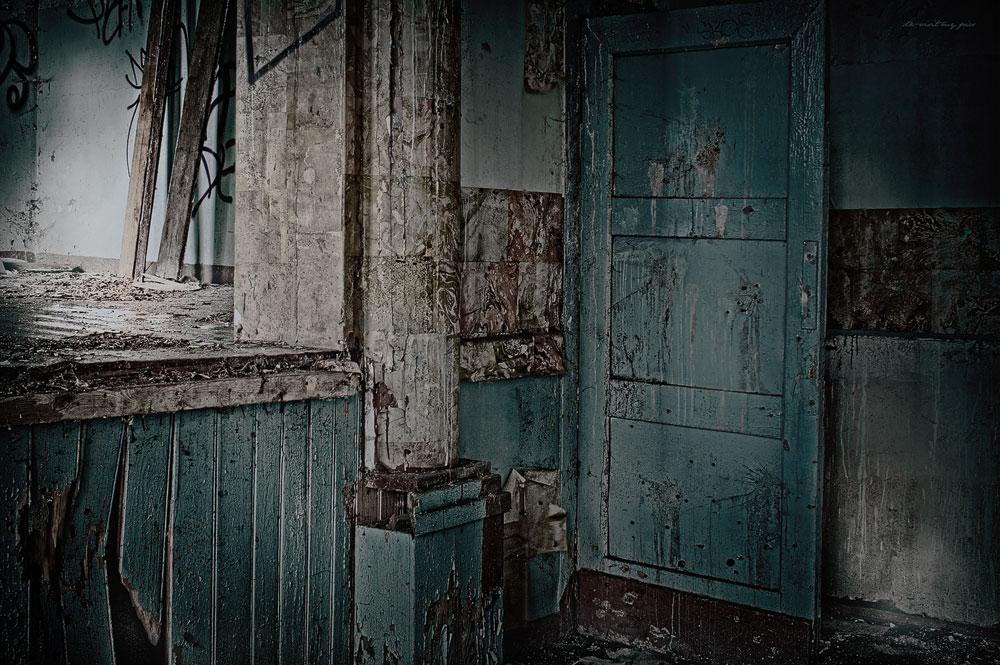 Die Tür zum großen Auftritt