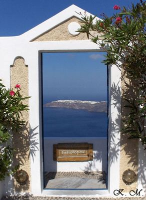 Die Tür zum Meer!