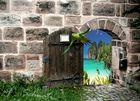 Die Tür zum Paradies