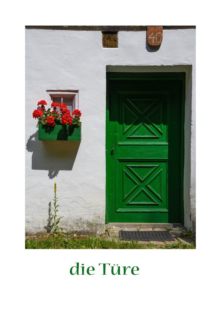 die Türe