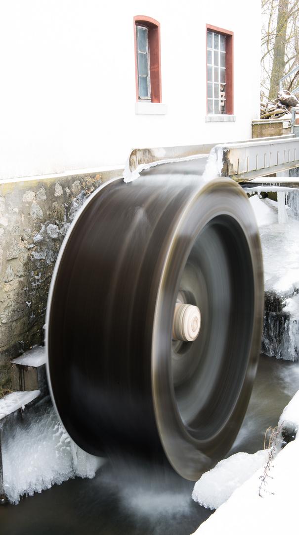 die Turbomühle