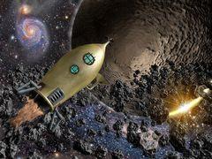 Die unglaubliche Reise zum Mond