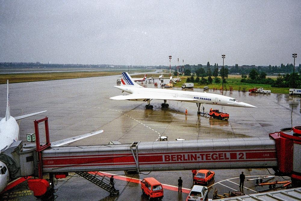 Die Unglücks-Concorde