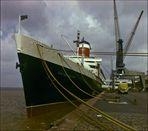 Die United States in Bremerhafen 1963
