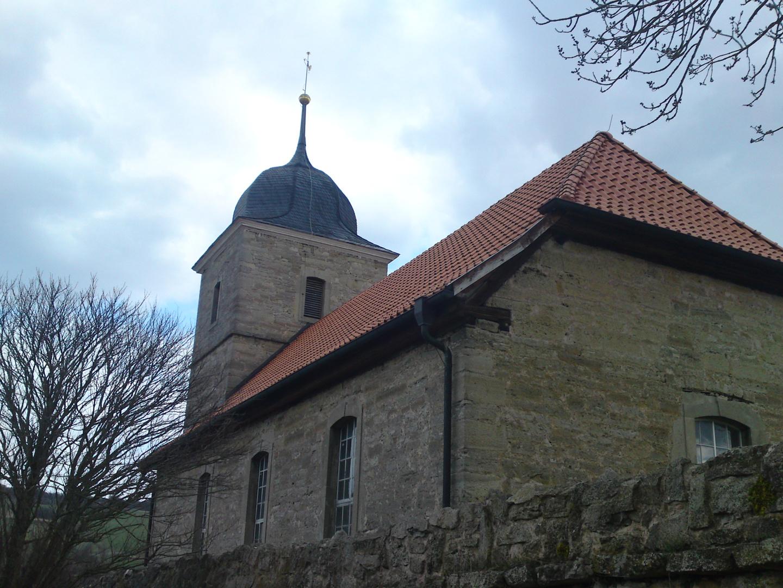 Die Utendorfer Kirche
