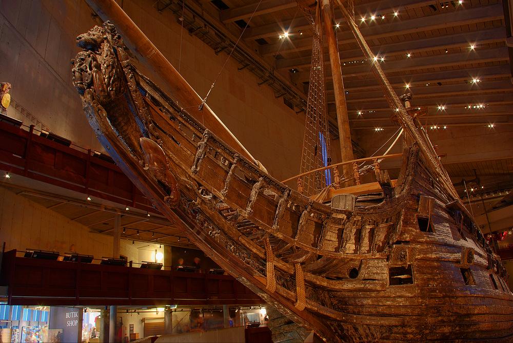 Die Vasa...