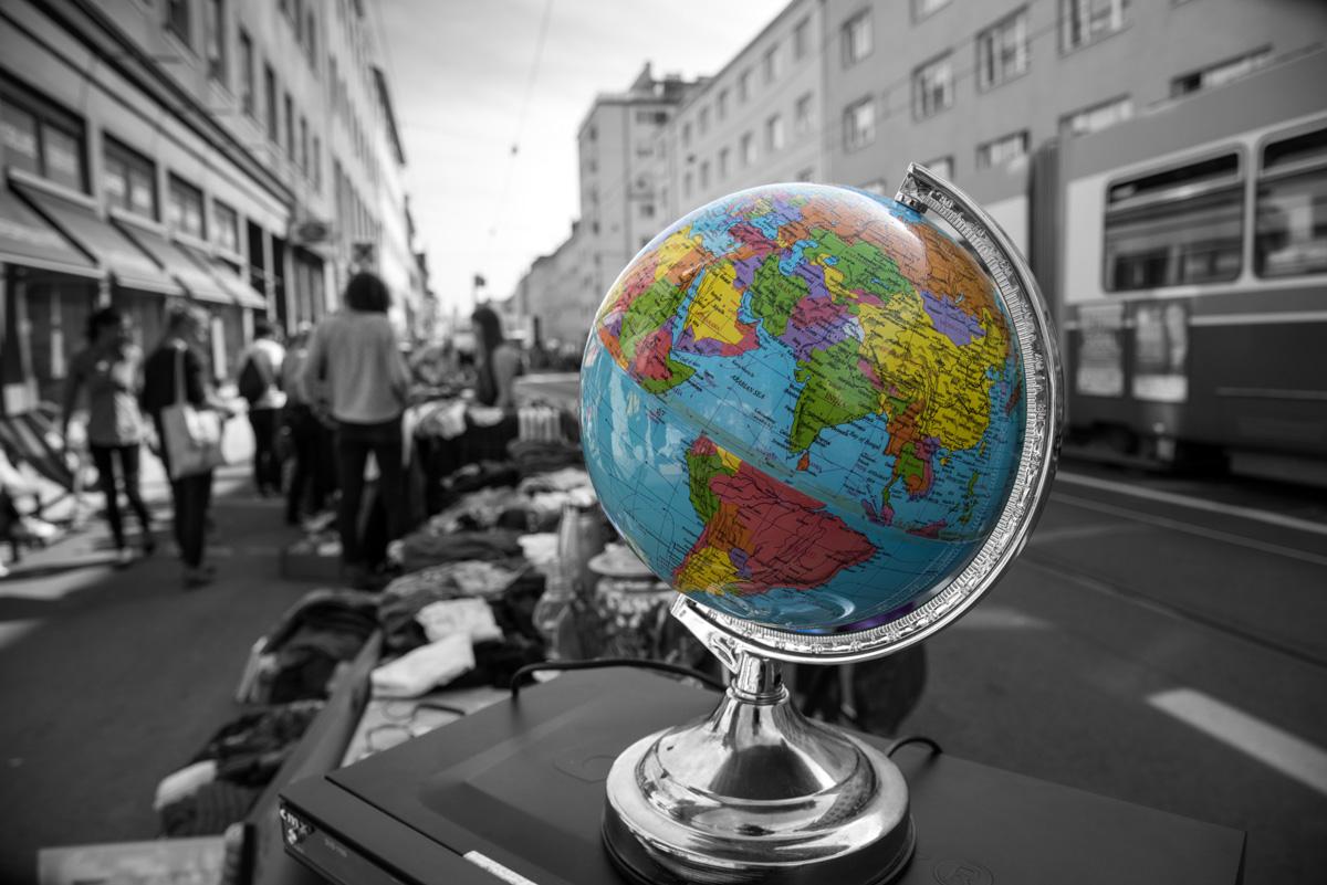 Die verdrehte Welt