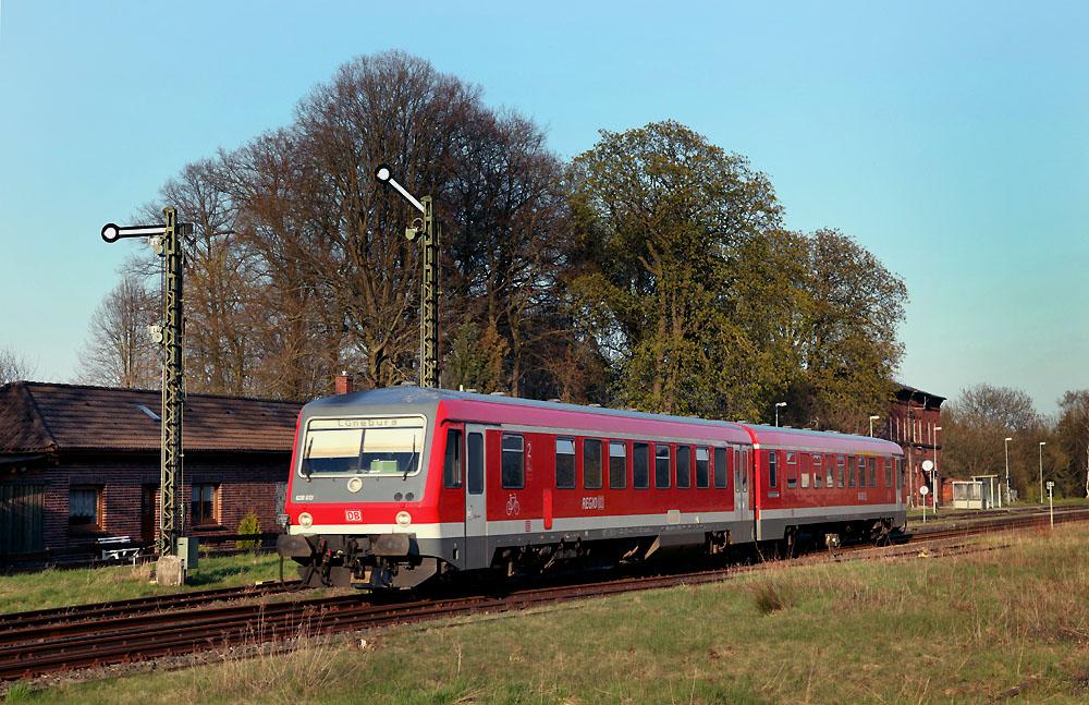 Die vergessene Castor-Bahn