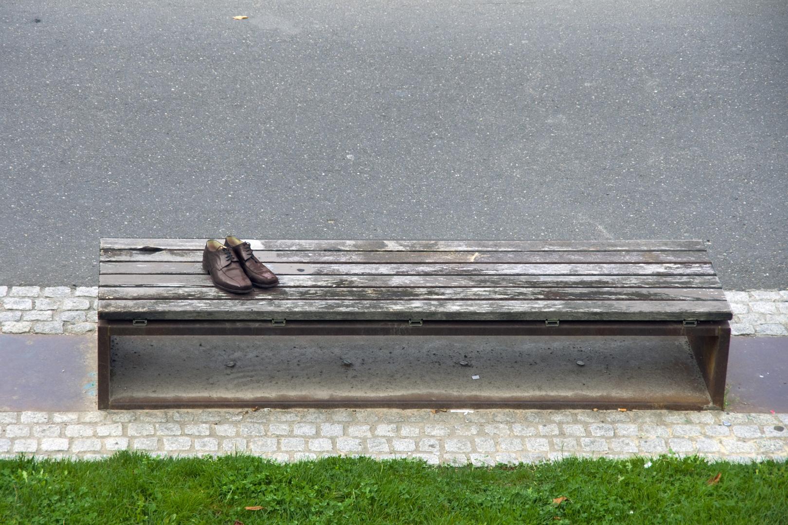 Die vergessenen Schuhe !!!!