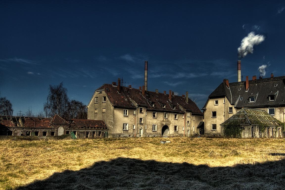 Die verlorene Siedlung