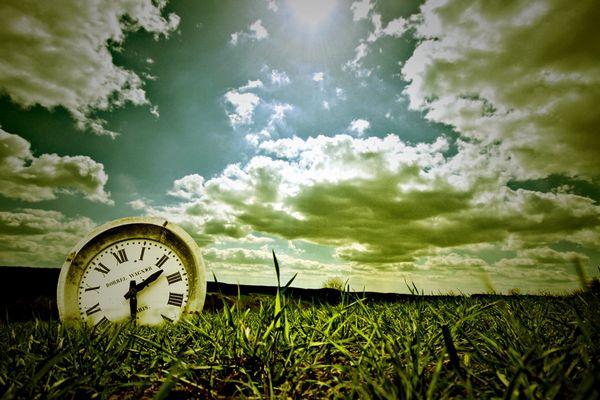 Die verlorene Zeit