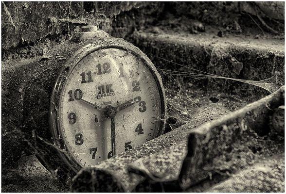 die verlorere Zeit