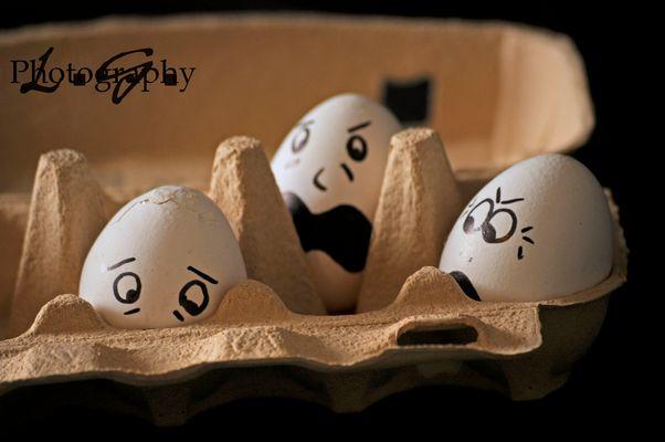Die verrückte Eierbande