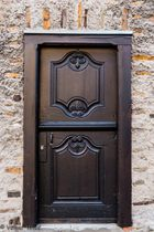 Die verschlossene Tür