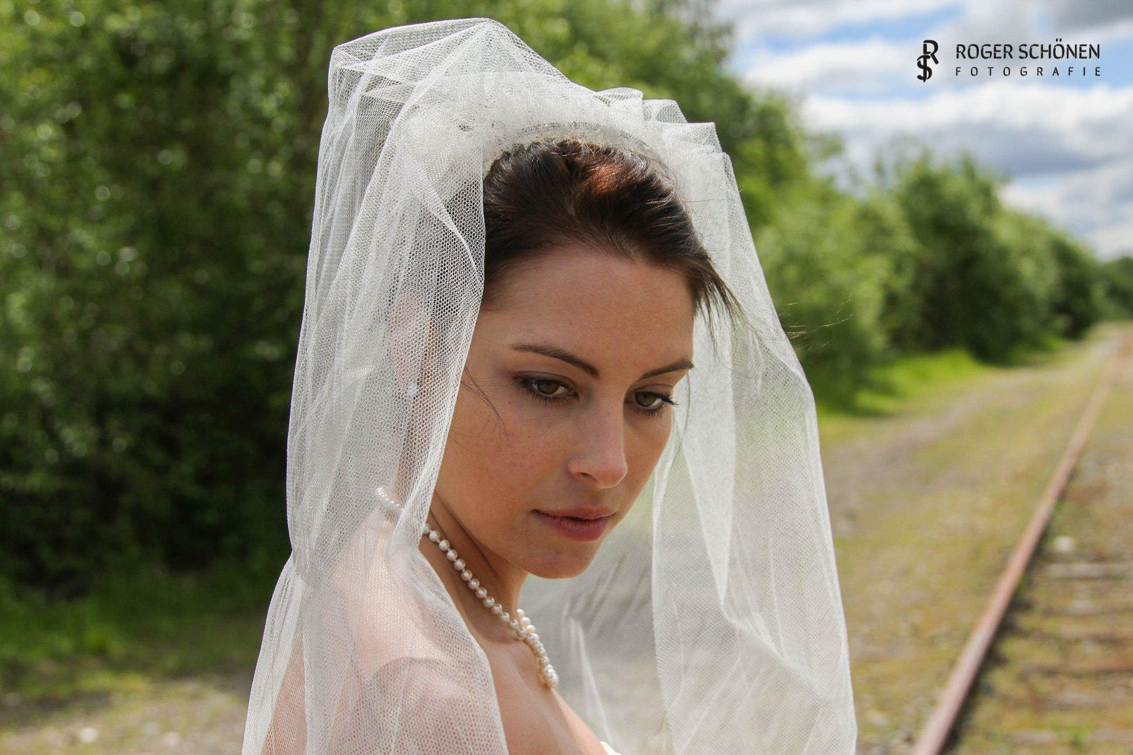 Die verträumte Braut