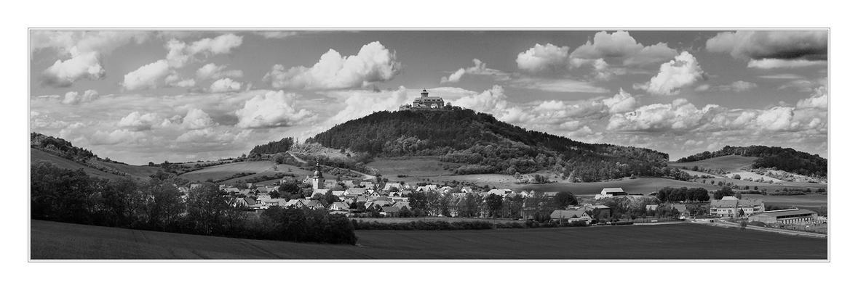 Die Veste Wachsenburg