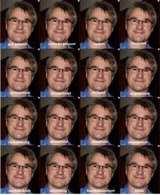 die vielen Gesichter des HJS