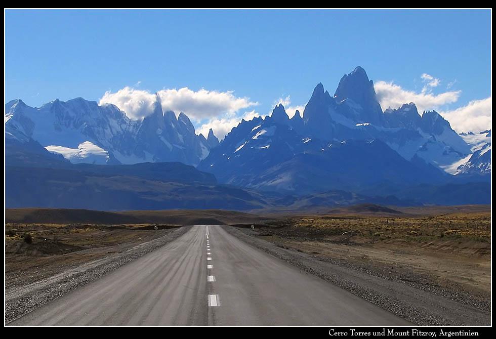 Die vielleicht schönste Straße der Welt