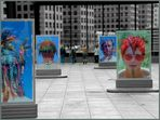 Die Vier vom Potsdamer Platz