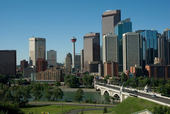 Die viertgrößte Stadt Kanadas