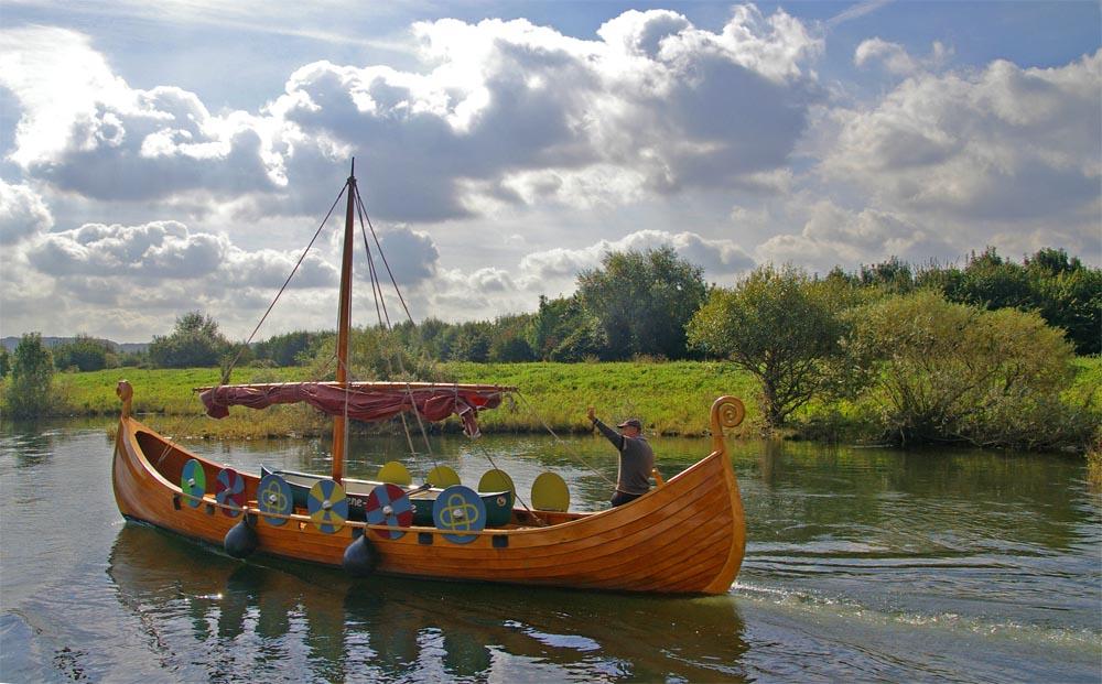 Die Vikinger kommen....