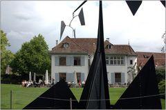 ... die Villa Berower ...