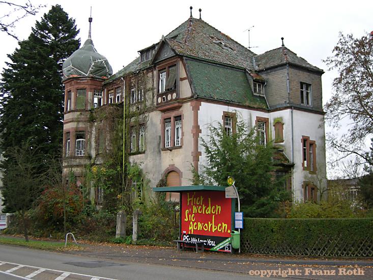 Die Villa Loeser In Pirmasens Foto & Bild