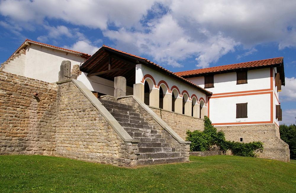 Die Villa rustica in Hechingen-Stein