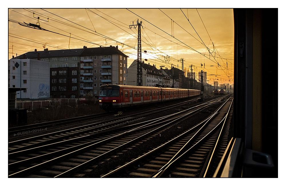 Die Vorboten Frankfurt/Mains