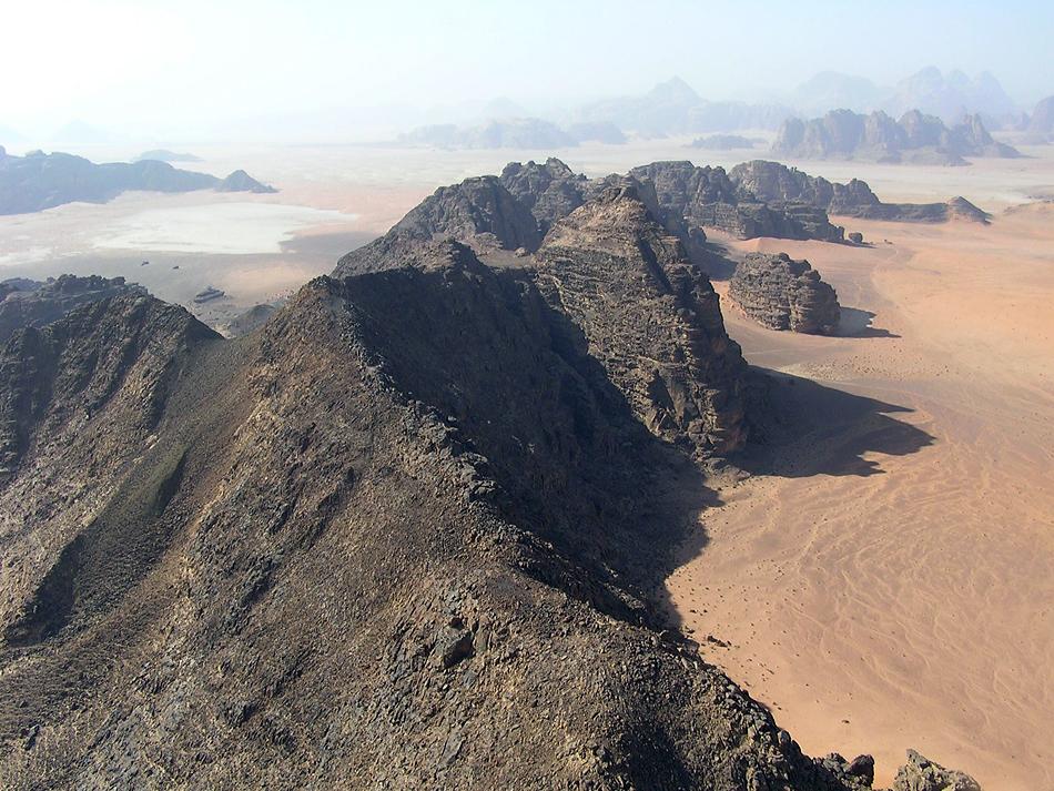 die Wadi - Rum