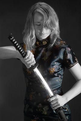 die Waffen einer Frau ...
