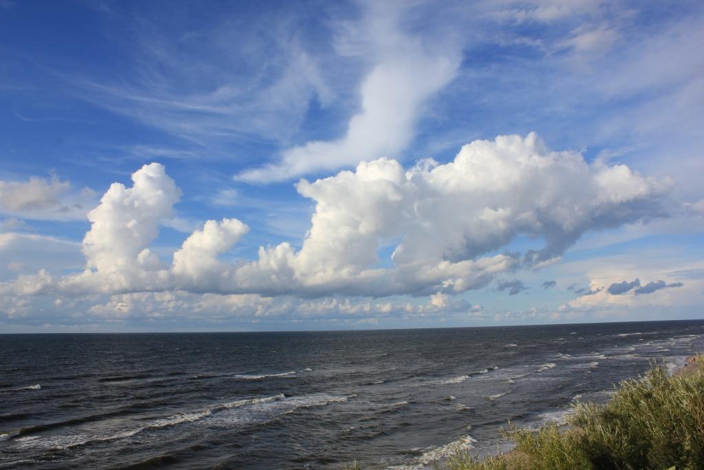 Die Wahrheit gleicht dem Himmel und die Meinung den Wolken