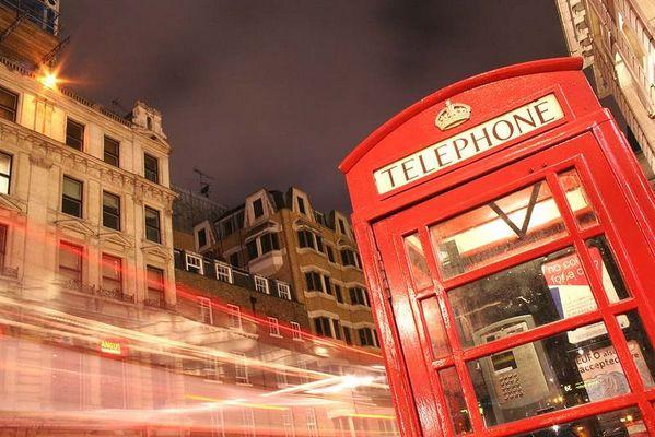 Die Wahrzeichen Londons