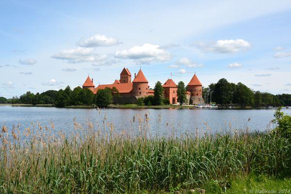 Die Wasserburg Trakai