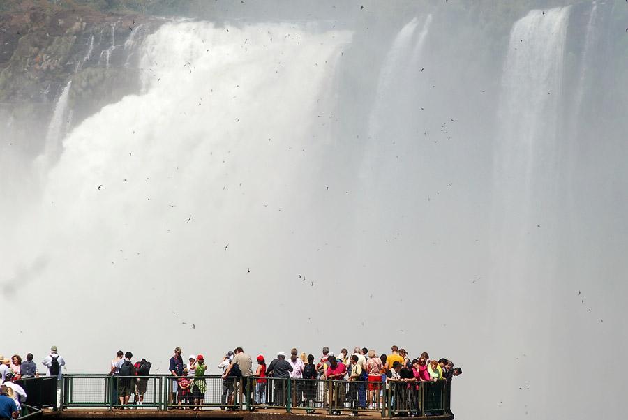 Die Wasserfälle des Iguacu 1