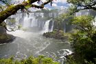 Die Wasserfälle von Iguazu - argentinische Seite