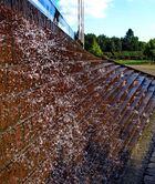 Die Wassertreppe im Nordsternpark Gelsenkirchen