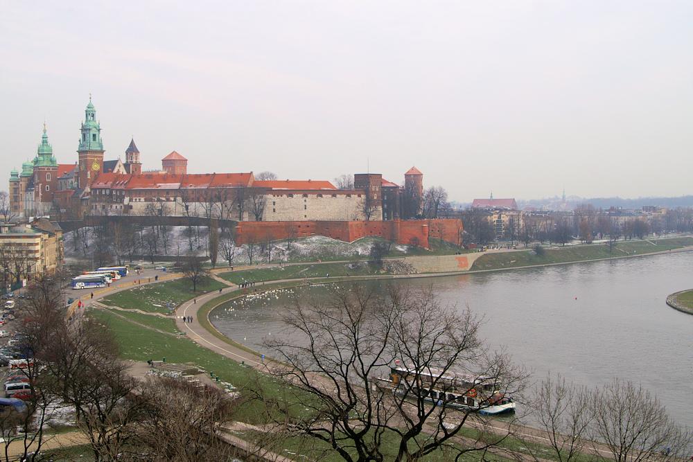 Die Wawel-Burg