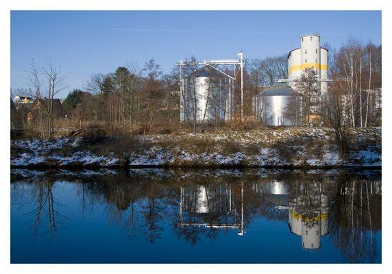 die Webermühle in Braunsdorf