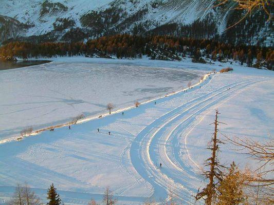 Die Wege des Winters