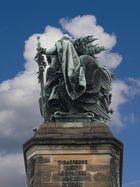 Die wehenden Haare der Germania