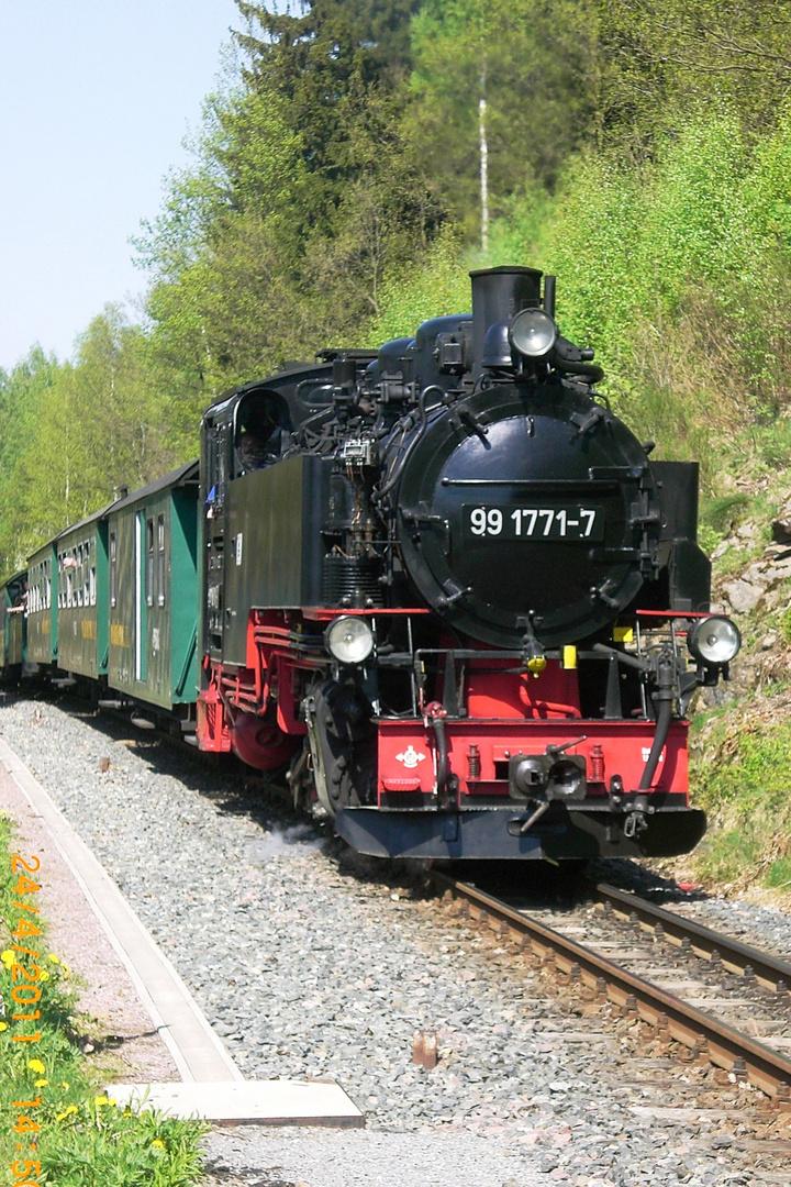 Die Weißeritztal- Bahn